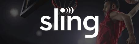 image of sling orange nba free trial logo