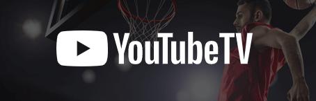 image of youtube tv nba free trial logo