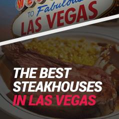 Best Steakhouse in Las Vegas