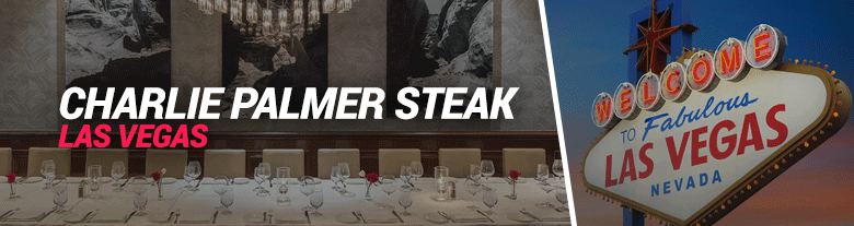 image of charlie palmer steak las vegas