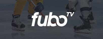 image of fubo tv nhl free trial logo