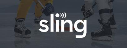 image of sling tv nhl free trial logo