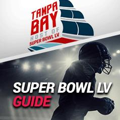super bowl lv guide
