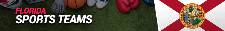 image of florida sports teams