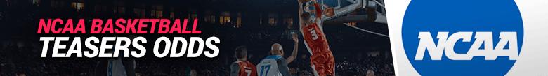 image for ncaa basketball teasers odds