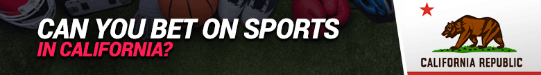 image for if you can bet on sports in california