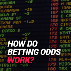 How Do Betting Odds Work?