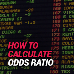 How to Calculate Odds Ratio