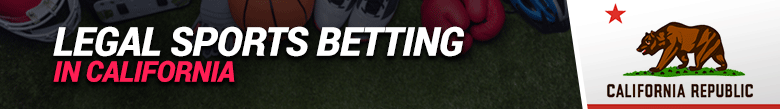 image of legal sports betting california
