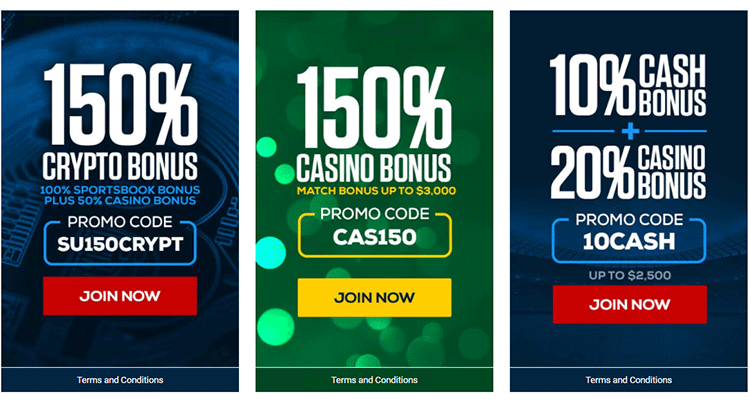 image of betus sports betting promotions
