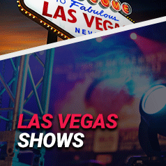Current Las Vegas Shows in 2021