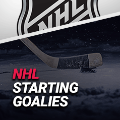 NHL Starting Goalies To Look Out For In The Playoffs