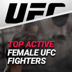 Top 10 Active Female UFC Fighters