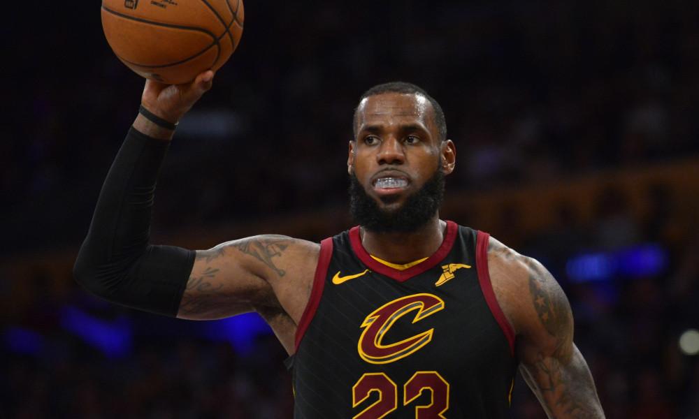 LeBron James MVP Odds