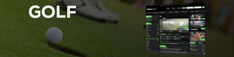golf betting sites