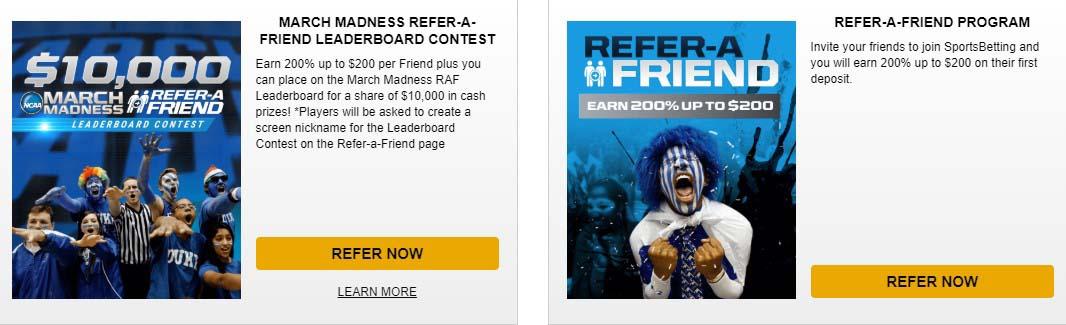 Sportsbetitng.ag refer a friend bonus