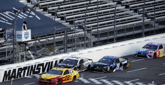 NASCAR Xfinity 500 Odds, Picks and Preview for November 1