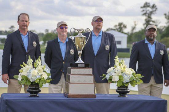 Pga: Houston Open Final Round