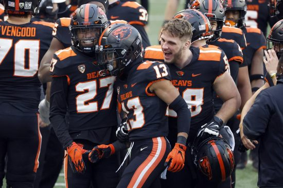 NCAAF Week 13: Oregon at Oregon State Odds, Pick, Preview (Nov 27)