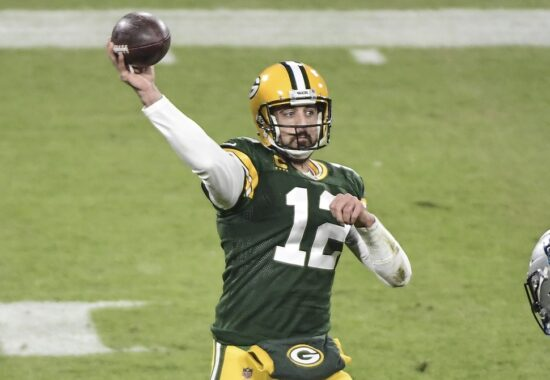 Green Bay Packers' Aaron Rodgers Wins the 2020 NFL MVP Award