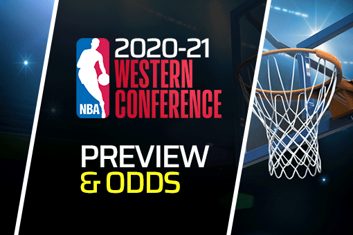 NBA 2020-21: Western Conference Odds & Preview