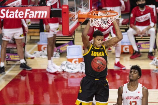 Indiana vs #5 Iowa: NCAAB Odds, Pick, Schedule (Jan 21)