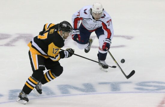 NHL: Capitals vs Penguins Prediction & Lines (Jan 19)