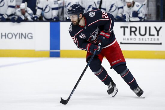 Free NHL Pick: Lightning vs Blue Jackets Prediction & Lines (Jan 23)