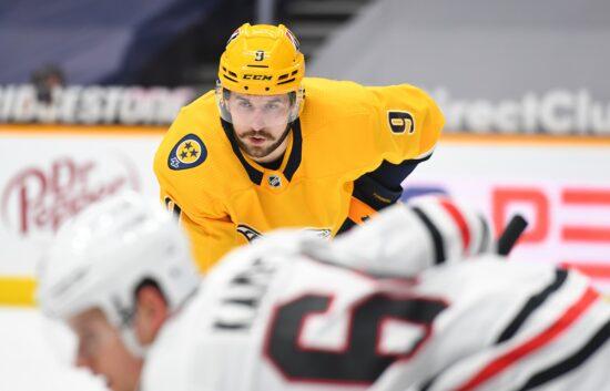 Free NHL Pick: (Jan 27) Blackhawks vs Predators Prediction & Lines