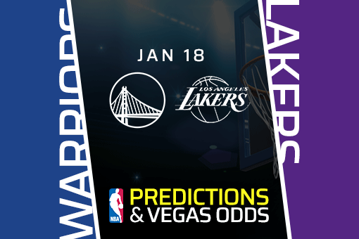 NBA: Warriors at Lakers Prediction & Odds (Jan 18)