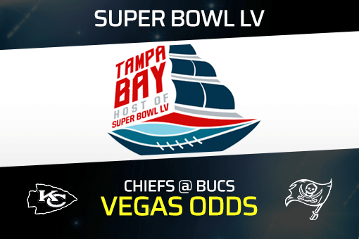 Super Bowl Vegas Odds: Westgate, William Hill, BetMGM, Wynn, Fanduel