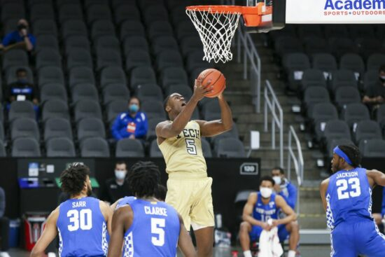 Georgia Tech at Wake Forest Men's Basketball Betting Preview