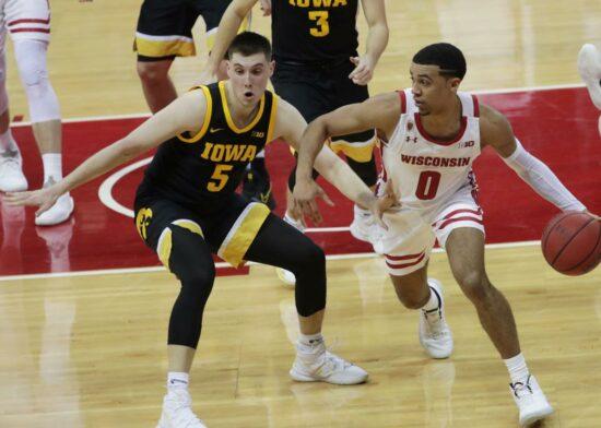Free NCAAB Pick: Wisconsin vs Iowa Prediction (Mar 7)