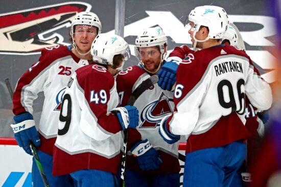 Free NHL Pick: Coyotes vs Avalanche Prediction & Lines (Mar 8)
