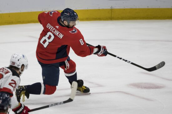 Voracek Moves To Blue Jackets, Ovechkin Set To Stay With Capitals