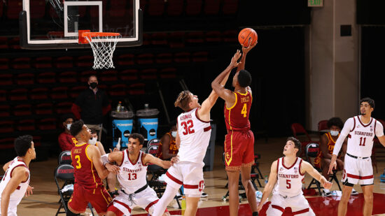 Free NCAAB Pick: Stanford vs USC Prediction (Mar 3)