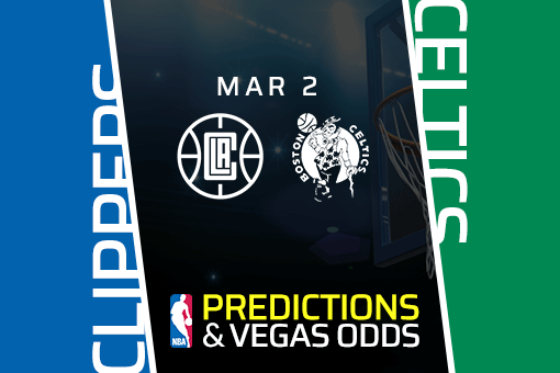 Free NBA Pick: Celtics vs Clippers Prediction & Vegas Odds (Mar 2)