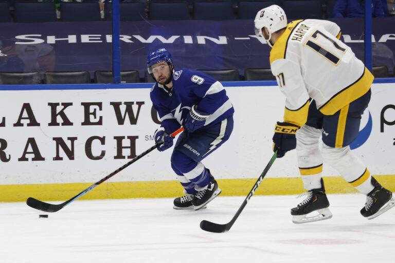 NHL Picks: Lightning vs Predators Prediction, Lines (Apr 10)