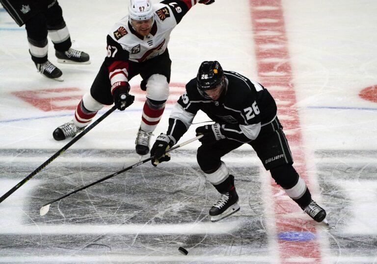Free NHL Pick: Kings vs Sharks Prediction & Lines (Apr 9)