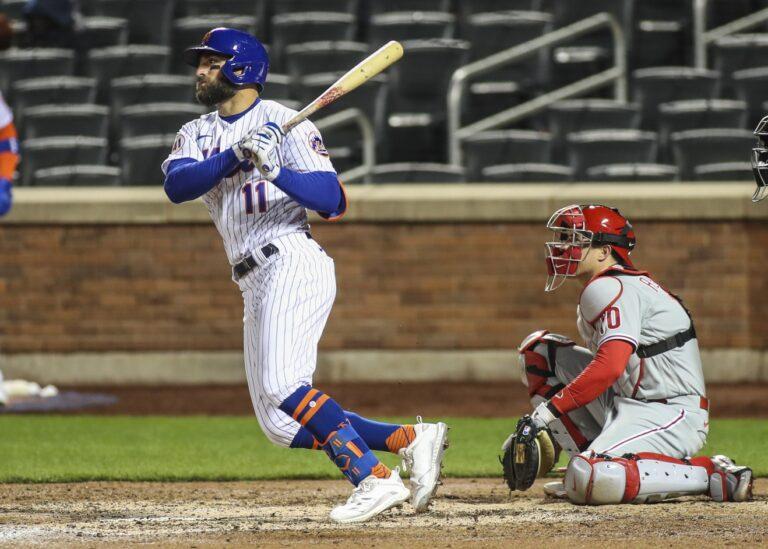 Free MLB Picks: Phillies vs Mets Predictions, Odds (Apr 14)