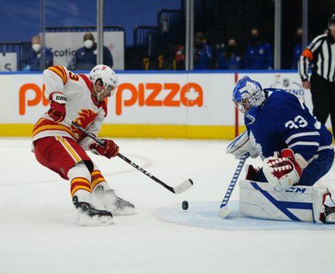 Free NHL Pick: Flames vs Canadiens Prediction & Lines (Apr 14)