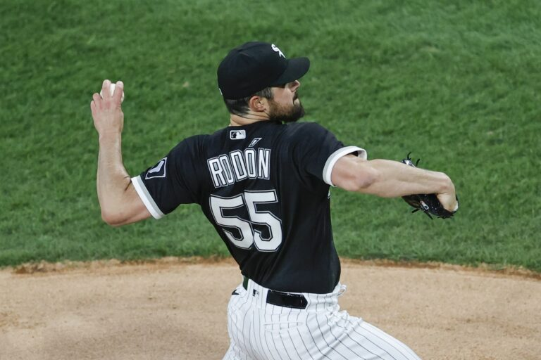 MLB News and Notes: Carlos Rodon, Astros, Maldonado, and MLB Experimenting With Some Rule Changes