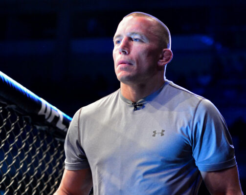 UFC: Georges St-Pierre Urges Young Fighters to Pursue Different Career
