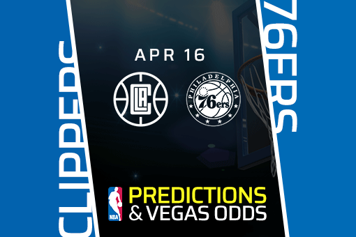 NBA Picks: Clippers vs 76ers Prediction, Vegas Odds (Apr 16)