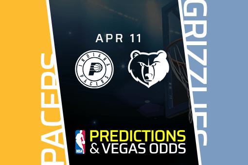 NBA Picks: Pacers vs Grizzlies Prediction, Vegas Odds (Apr 11)