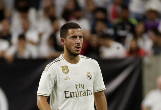 Soccer: Real Madrid Lose Patience With $126.5m Flop