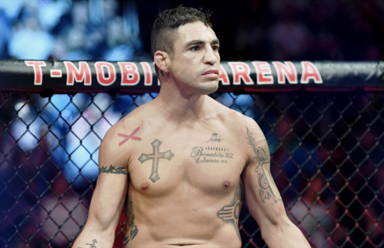UFC: Diego Sanchez Admits to Fearing For Life in Worrying Statement