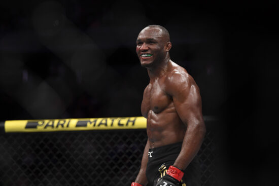 UFC: Kamaru Usman Pours Cold Water on Future Super Showdown With Khabib Nurmagomedov