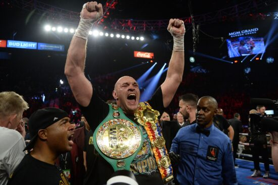 Tyson Fury Must Fight Deontay Wilder Until Sep 15, Fight vs. Joshua Might be Off