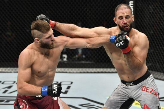 Jiri Prochazka Knockouts Dominick Reyes Via Spinning Elbow